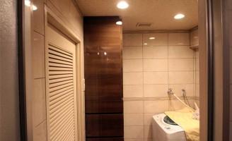 オプション家具 浴室収納