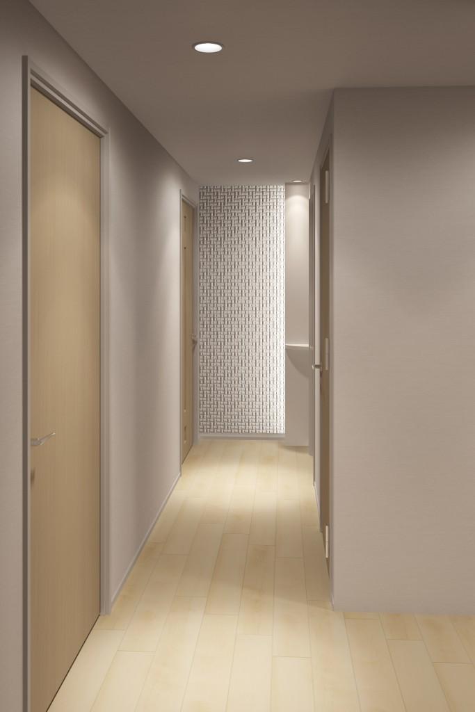 廊下装飾_A案