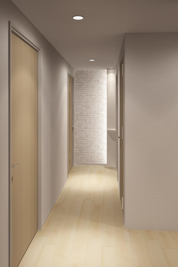 廊下装飾_C案