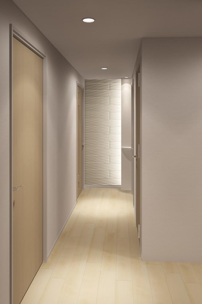 廊下装飾_B案