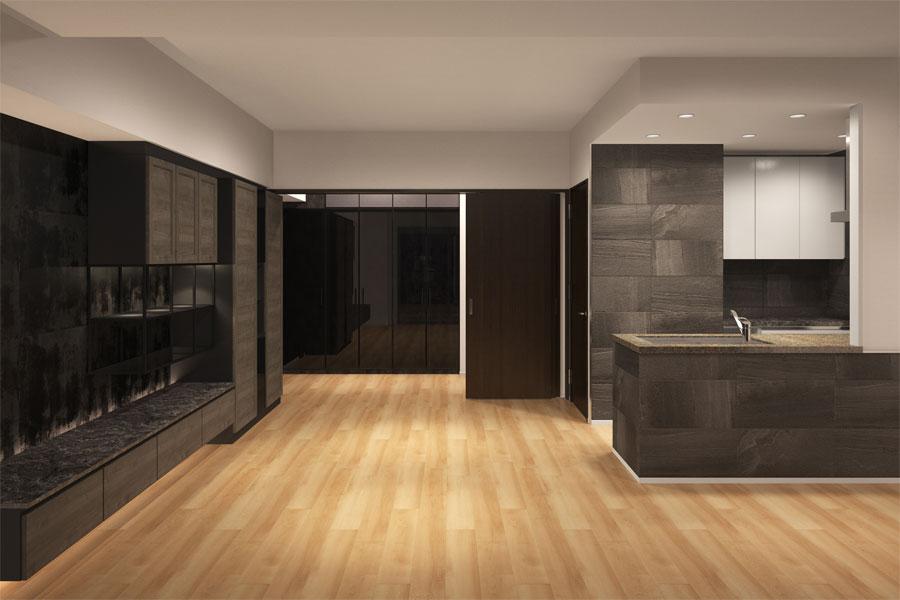 誰にでも合う新築マンションより、そこにしかないマンションオプション